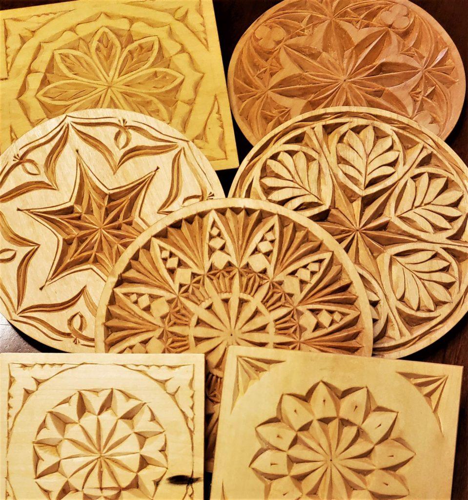 Carving Class items plus