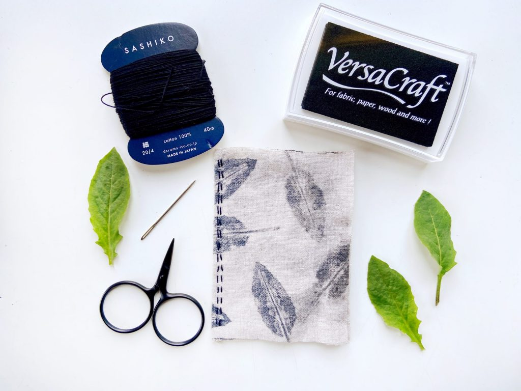Nature Printed Books with Supplies